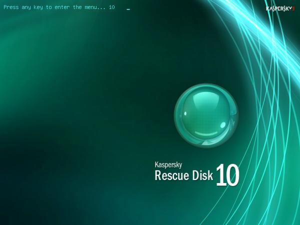 antivirus bootable